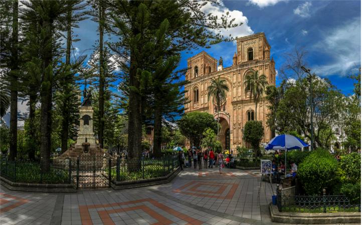 Clústers en Ecuador